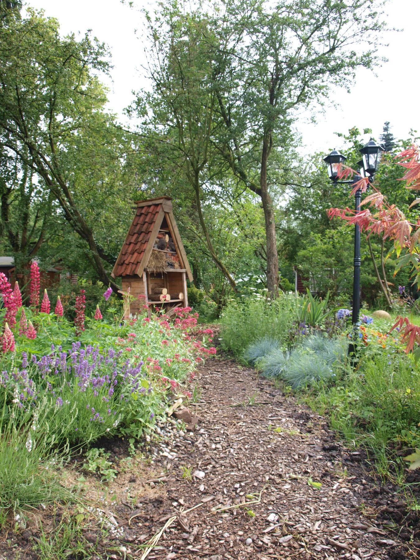 De ontwikkeling van een natuurtuin tuinonderhoud ontwerpbureau kunst - Een stuk grond ontwikkelen ...